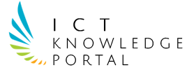 ICt Knowledge Portal Logo