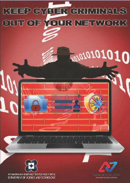 Information Security Awareness Banner