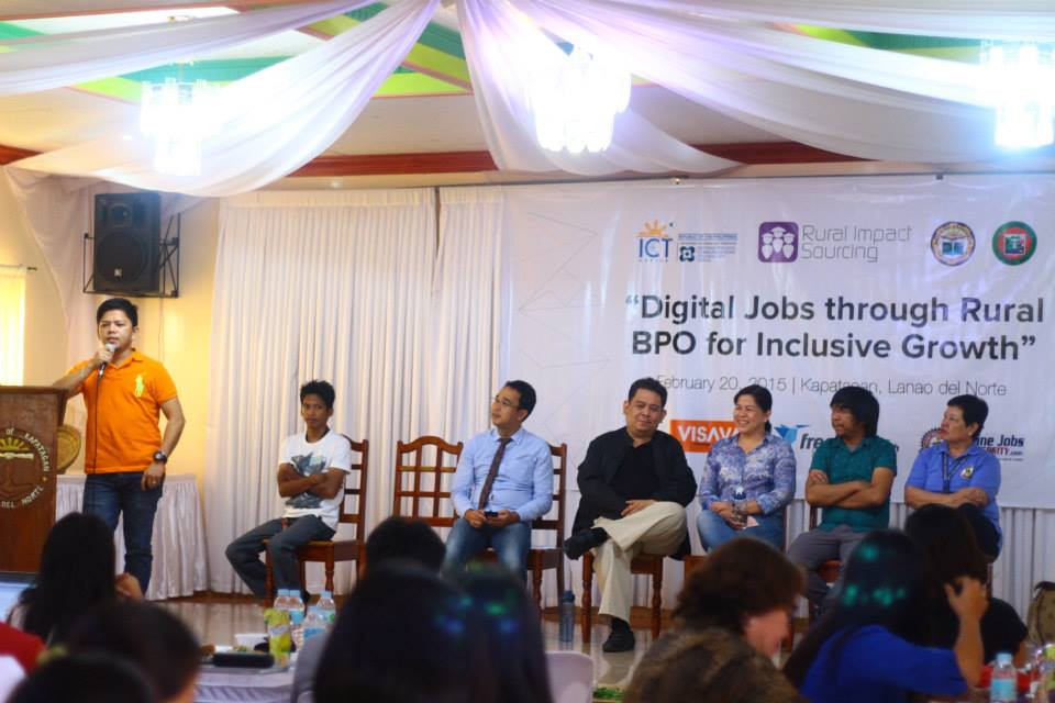 Photo on online Jobs to fuel employment growth in Mindanao
