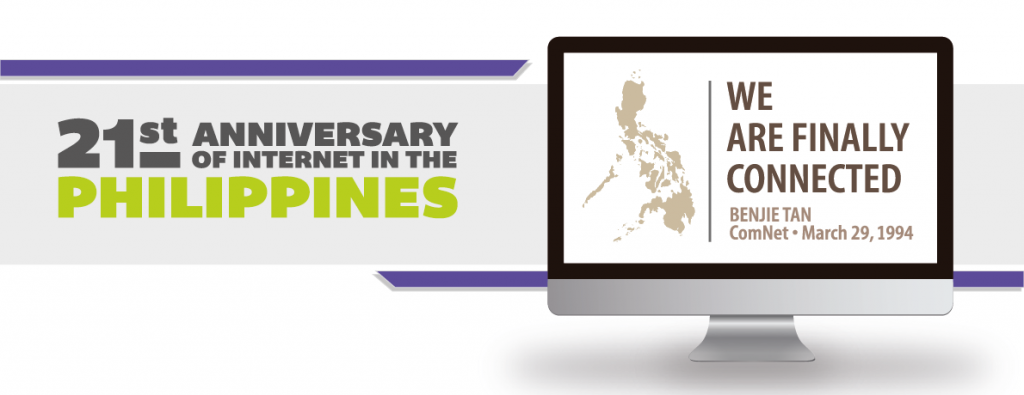 21st internet anniversary in the philippines