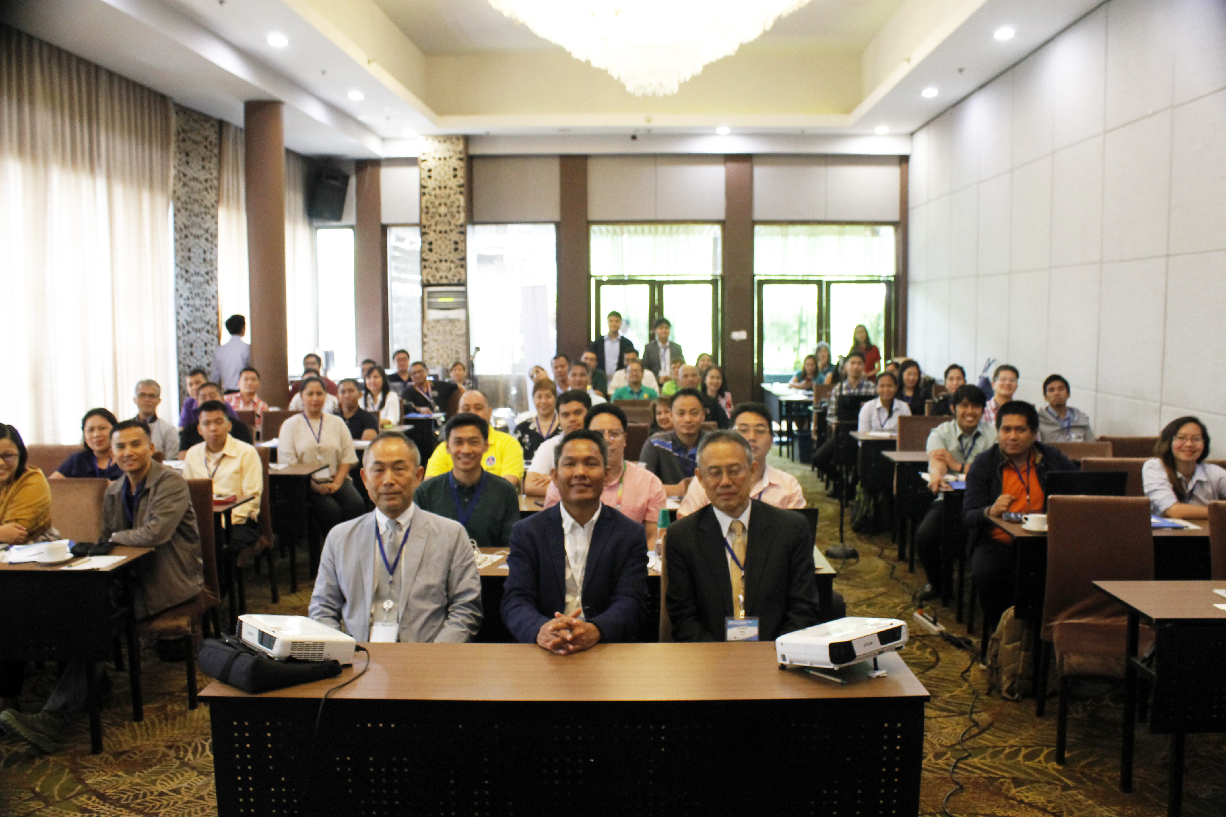 DICT holds training on effective use of ICT in disaster management