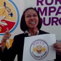 Of words and wordplay: Racquel Castro continues to write her story with RIS