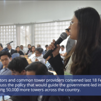 Telco players back DICT's common tower policy