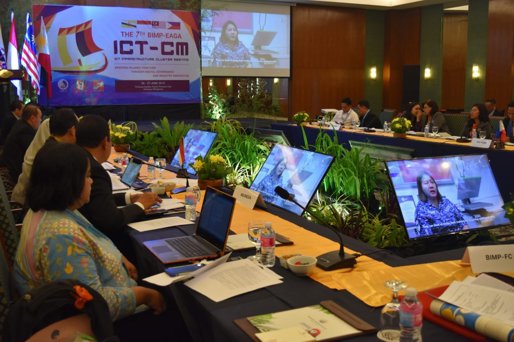 Tech4ED Project presented during the BIMP-EAGA ICT Cluster Meeting