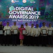 DICT, DILG, NICP award LGUs' outstanding digital initiatives