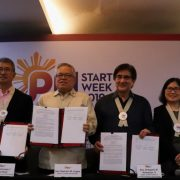Innovative Startup Law IRR signed, Honasan says law affirms government's commitment to startup initiatives