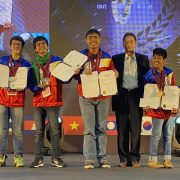 DICT-trained students with disabilities triumph in 2019 IT competition in Korea