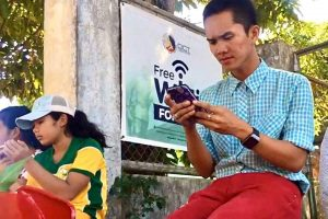 Free Wi-Fi for All: Creating opportunities, affording choices, surmounting privileges