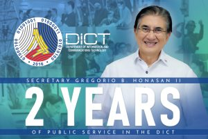 ACCELERATING PH DIGITAL TRANSFORMATION: HONASAN'S TWO YEARS AS ICT CHIEF